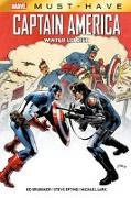 Cover-Bild zu Brubaker, Ed: Marvel Must-Have: Captain America