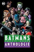 Cover-Bild zu O'Neil, Dennis: Batmans größte Gegner - Anthologie