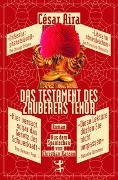 Cover-Bild zu Aira, César: Das Testament des Zauberers Tenor