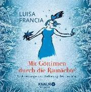 Cover-Bild zu Mit Göttinnen durch die Raunächte von Francia, Luisa