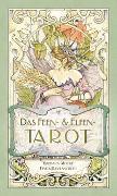 Cover-Bild zu Das Feen- und Elfen-Tarot von Moore, Barbara