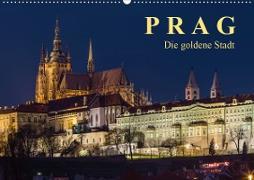 Cover-Bild zu Caccia, Enrico: Prag - die goldene Stadt (Wandkalender 2021 DIN A2 quer)