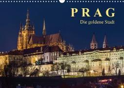 Cover-Bild zu Caccia, Enrico: Prag - die goldene Stadt (Wandkalender 2021 DIN A3 quer)