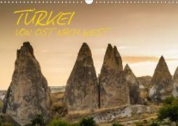 Cover-Bild zu Caccia, Enrico: Türkei - von Ost nach West (Wandkalender 2021 DIN A3 quer)