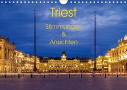 Cover-Bild zu Caccia, Enrico: Triest - Stimmungen und Ansichten (Wandkalender 2021 DIN A4 quer)