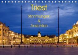Cover-Bild zu Caccia, Enrico: Triest - Stimmungen und Ansichten (Tischkalender 2021 DIN A5 quer)