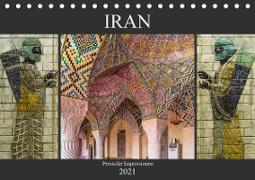 Cover-Bild zu Caccia, Enrico: Iran - Persische Impressionen (Tischkalender 2021 DIN A5 quer)