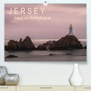 Cover-Bild zu Caccia, Enrico: Jersey - Insel im Ärmelkanal (Premium, hochwertiger DIN A2 Wandkalender 2021, Kunstdruck in Hochglanz)