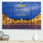 Cover-Bild zu Caccia, Enrico: Triest - Stimmungen und Ansichten (Premium, hochwertiger DIN A2 Wandkalender 2021, Kunstdruck in Hochglanz)