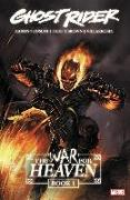 Cover-Bild zu Aaron, Jason (Ausw.): Ghost Rider: The War for Heaven Book 1