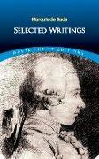 Cover-Bild zu De Sade, Marquis: Marquis de Sade: Selected Writings