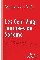 Cover-Bild zu Marquis de Sade: Les Cent Vingt Journées de Sodome
