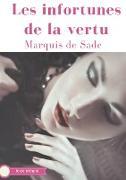 Cover-Bild zu De Sade, Marquis: Les infortunes de la vertu