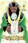 Cover-Bild zu Tomofuji, Yu: Sacrificial Princess & the King of Beasts, Vol. 8