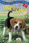 Cover-Bild zu Cooper, Ilene: Absolutely Lucy #2: Lucy on the Loose