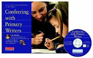 Cover-Bild zu Calkins, Lucy: Conferring with Primary Writers