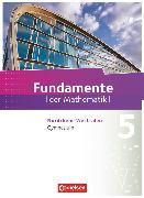 Cover-Bild zu Ahrens, Hans: Fundamente der Mathematik, Nordrhein-Westfalen, 5. Schuljahr, Schülerbuch