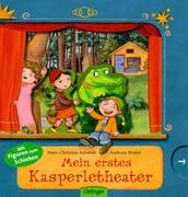 Cover-Bild zu Schmidt, Hans-Christian: Mein erstes Kasperletheater