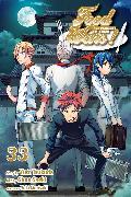Cover-Bild zu Tsukuda, Yuto: Food Wars!: Shokugeki No Soma, Vol. 33
