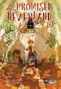 Cover-Bild zu Shirai, Kaiu: The Promised Neverland 10