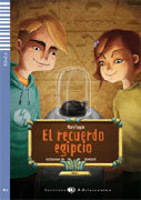 Cover-Bild zu El recuerdo egipcio von Flagan, Mary