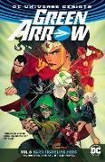 Cover-Bild zu Percy, Benjamin: Green Arrow Vol. 5: Hard Travelin' Hero (Rebirth)