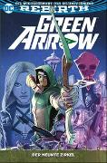 Cover-Bild zu Percy, Benjamin: Green Arrow Megaband