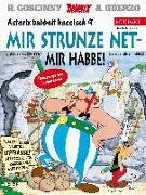 Cover-Bild zu Goscinny, Renén: Mundat Büchelsche 66. Asterix babbelt hessisch 9