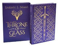 Cover-Bild zu Maas, Sarah J.: Throne of Glass Collector's Edition