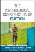 Cover-Bild zu Feldman Barrett, Lisa (Boston College, Massachusetts, USA) (Hrsg.): The Psychological Construction of Emotion