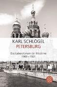Cover-Bild zu Schlögel, Karl: Petersburg