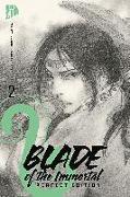 Cover-Bild zu Samura, Hiroaki: Blade of the Immortal - Perfect Edition 2