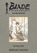 Cover-Bild zu Samura, Hiroaki: Blade of the Immortal Deluxe Volume 2