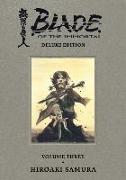 Cover-Bild zu Samura, Hiroaki: Blade of the Immortal Deluxe Volume 3