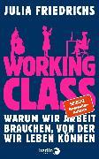 Cover-Bild zu Friedrichs, Julia: Working Class