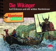 Cover-Bild zu Singer, Theresia: Abenteuer & Wissen: Die Wikinger