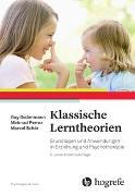 Cover-Bild zu Bodenmann, Guy: Klassische Lerntheorien