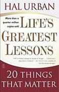 Cover-Bild zu Urban, Hal: Life's Greatest Lessons