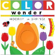 Cover-Bild zu Urban, Chieu Anh: Color Wonder Hooray for Spring!