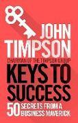 Cover-Bild zu Timpson, John: Keys to Success