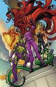 Cover-Bild zu Soule, Charles (Ausw.): Uncanny Inhumans Vol. 1