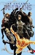 Cover-Bild zu Soule, Charles: Uncanny Inhumans Vol. 1: Time Crush