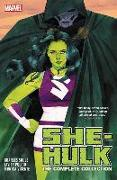 Cover-Bild zu Soule, Charles (Ausw.): She-Hulk by Charles Soule: The Complete Collection