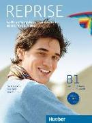 Cover-Bild zu Reprise B1. Lehr- und Arbeitsbuch mit Audio-CD von Jany, Christèle