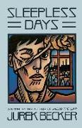 Cover-Bild zu Becker, Jurek: Sleepless Days
