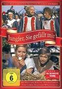 Cover-Bild zu Becker, Jurek: Jungfer, Sie gefällt mir