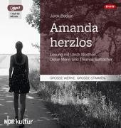 Cover-Bild zu Becker, Jurek: Amanda herzlos