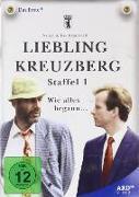 Cover-Bild zu Becker, Jurek: Liebling Kreuzberg
