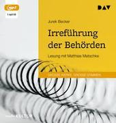 Cover-Bild zu Becker, Jurek: Irreführung der Behörden