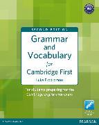 Cover-Bild zu Prodromou, Luke: Grammar and Vocabulary for Cambridge First (2nd Edition) Book (no Key)